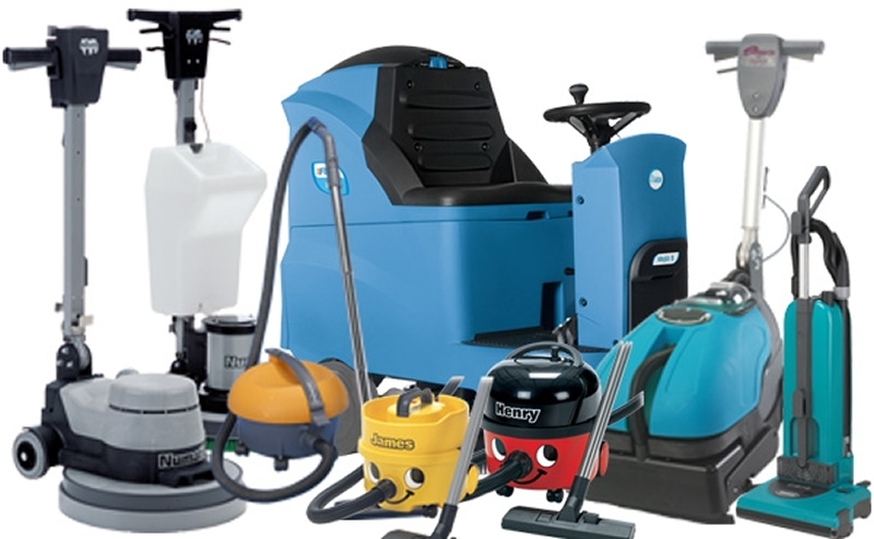 Cleaning-Equipment
