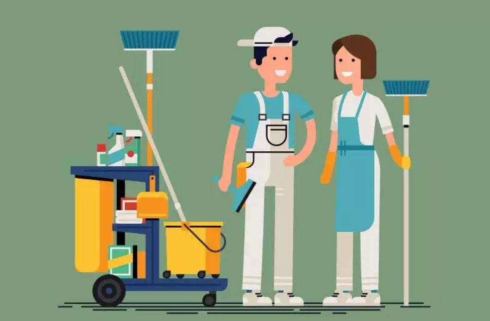 Cleaning Services Experience