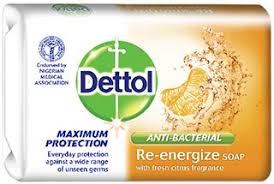Dettol Re-Energise Soap