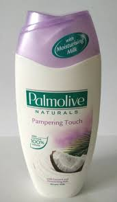 PALMOLIVE NATURALS-PAMPERING TOUCH