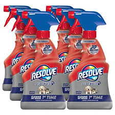 Resolve Pet Expert Deep Cleaning Powder