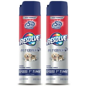Resolve Pet Expert High Traffic Foam